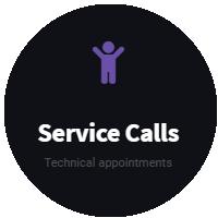 Llamadas de Servicio